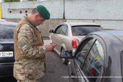 Вконтрольном пункте въезда-выезда «Зайцево» восстановлено пропуск лиц итранспортных средств