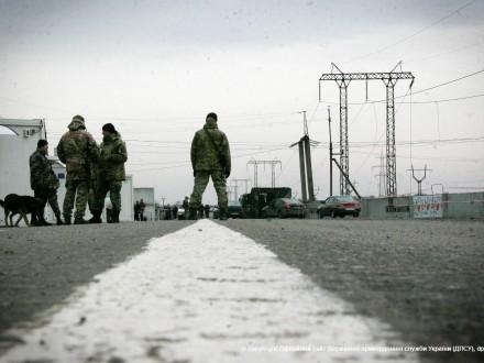 Наименьшие очереди в«Зайцево»— Ситуация наКПВВ
