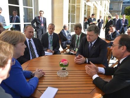 Лидеры «нормандской четверки» достигли консенсуса опроведении следующей встречи,— Елисеев