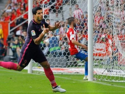 «Барселона» не увидела «Спортинг» вматче 6 тура чемпионата Испании