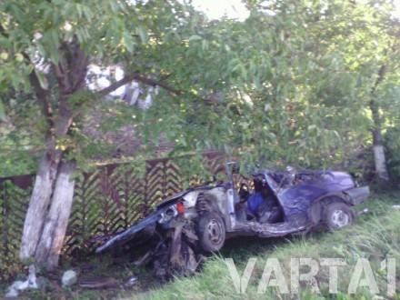 Молодой полицейский умер вДТП наЛьвовщине