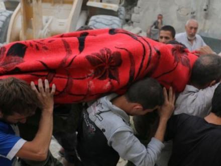Авиация Асада иРФ продолжает страшные бомбардировки Алеппо