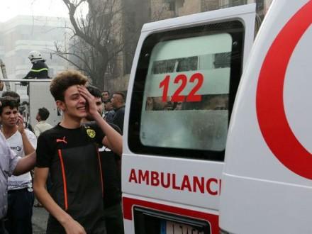 УБагдаді шахід влаштував теракт навулиці: семеро загиблих, 28 поранених