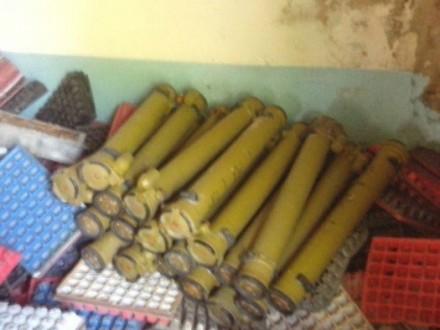 СБУ отдала армии противотанковые ракеты, найденные всхроне