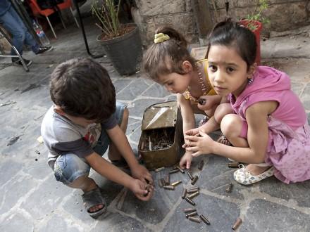 Около сотни детей убито и неменее двухсот ранены вАлеппо— ЮНИСЕФ