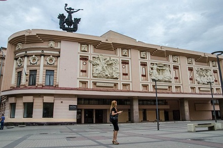 Перший в Україні фестиваль патріотичного театру відбудеться у Дніпрі