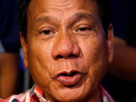 Я, як Гітлер, вбив би мільйони— Президент Філіппін