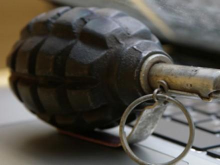НаЛьвовщине нетрезвый каратель «АТО» грозил подорвать гранатой пятиэтажку