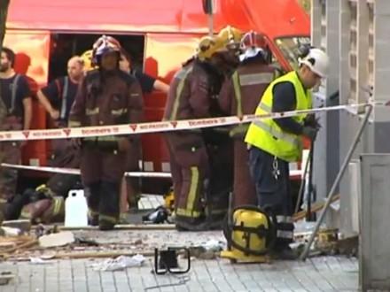 Укафе в Іспанії від вибуху газу постраждали більше 70 осіб