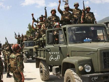 Боевиков вАлеппо призывают покинуть город
