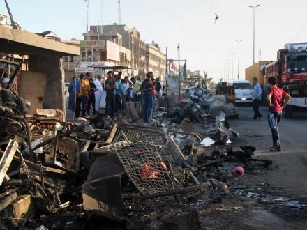 Теракти на зібраннях шиїтів уБагдаді: 11 загиблих