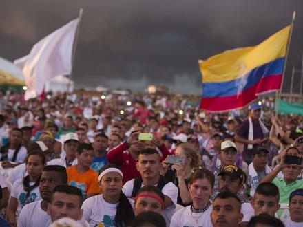 Сльози розпачу. УКолумбії народ не підтримав історичну мирну угоду зповстанцями