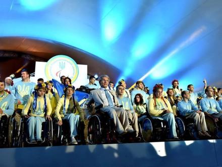 Кличко: Паралимпийцы-киевляне получат валютные вознаграждания