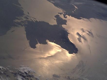 Російські астрономи заявили про тектонічний рух Криму в бік Росії