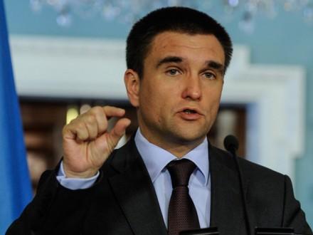 Климкин овыполнении Минска: Российской Федерации недолжно быть вДонбассе