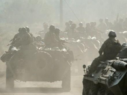 Контактная группа согласилась одате отвода войск вПетровском