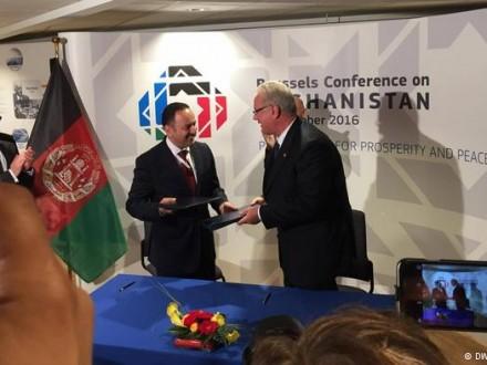 ВБельгии проходит донорская конференция попомощи Афганистану