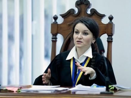 Одіозна Царевич подала позов доПорошенка