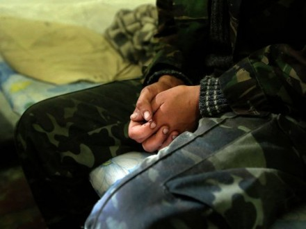 Тандит поведал, сколько украинцев находятся вплену террористов наДонбассе