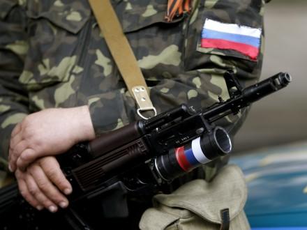 Бойовики знову накрили Широкине зі 122 калібру