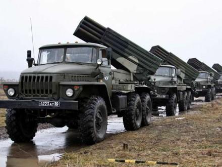 Розвідка: До Іловайська бойовикам привезли танки і «Гради»