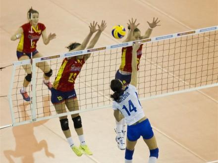 Женская сборная Украины пробилась наЧЕ поволейболу