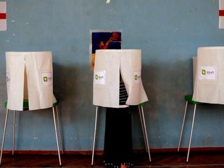 Навиборах уГрузії проголосувало трохи більше половини всіх виборців