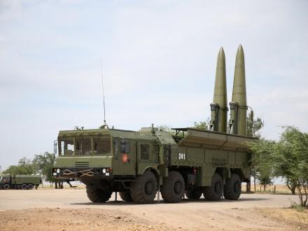 Росія перекинула ракетні комплекси накордон зПольщею і Литвою— ЗМІ