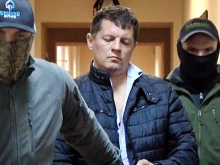 Затримання Сущенка вМоскві: Союз журналістів Росії просить роз'яснень уФСБ