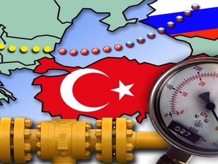 Путін домовився із Ердоганом про будівництво газопроводу вобхід України