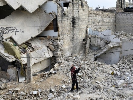 Британський політик порівняв бомбардуванняРФ вСирії з діями нацистів
