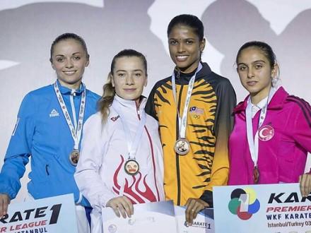 Львів'янка перемогла нанайпрестижніших світових змаганнях із карате