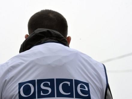 ОБСЕ сетует наотсутствие доступа кучастку разведения сил уСтаницы Луганской
