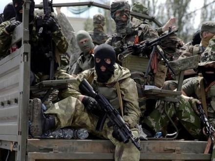 ВСтанице Луганской боевики начали частичный отвод сил спередовых позиций— агентура