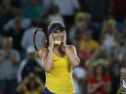 Украинка Свитолина повторила необычайное достижение легенд мирового тенниса
