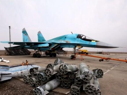 УПутіна дозволили розміщувати російську авіацію вСирії безстроково