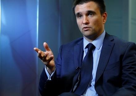 Климкин обсудил освобождение Сущенко спредставителем ОБСЕ