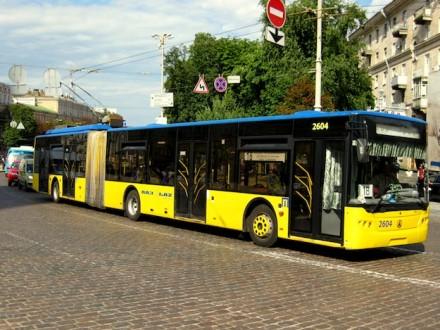 «Київпастранс» нанеділю вносить зміни вроботу тролейбуса №43К