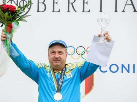 Николай Мильчев— серебряный призер финала Кубка мира вските