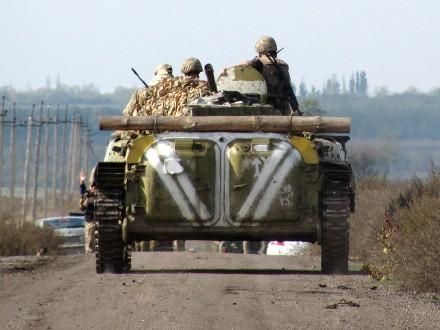 Лисенко: Відведення військ від Станиці Луганської наразі неможливе