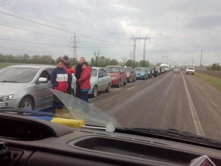 Линию разграничения пересекли 24 тысячи человек— Ситуация наКПВВ