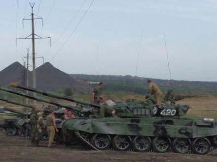 ВКрасногоровке военная машина переехала 40-летнюю женщину,— ОБСЕ