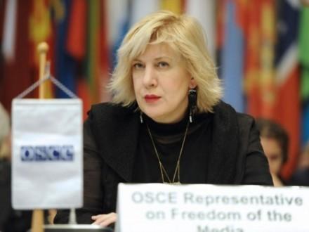 Уполномоченный ОБСЕ призвала кправосудию по«делу Шеремета»