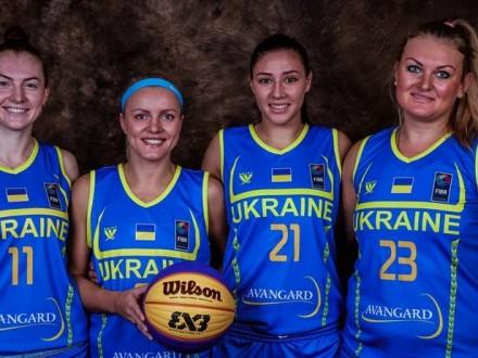 Украинская женская сборная завоевала «серебро» начемпионате мира побаскетболу