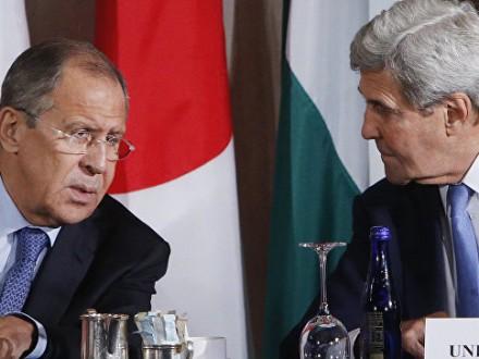 Керрі про перемовини щодо Сирії: Цебула дуже виважена дискусія