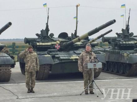 Порошенко проинформировал, сколько военных погибли при обороне государства Украины от русской агрессии