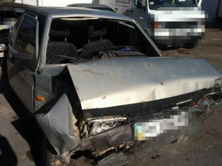 Авто с4 детьми упало смоста иразбилось 8