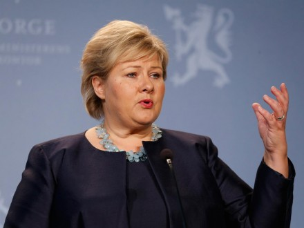 Норвегія закликалаРФ виконувати взяті насебе зобов'язання щодо Донбасу