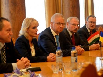 На Закарпатті у с. Велика Паладь може з′явитися новий пункт пропуску на українсько-угорському кордоні