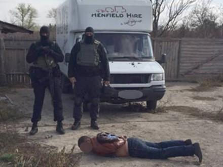 НаКиевщине задержали страшную банду: появились яркие фото ивидео